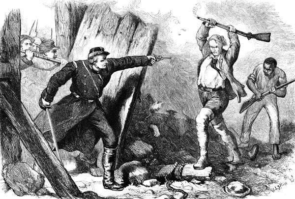 john browns raid on harpers ferry John brown's raid in american memory - duration: john brown assessed 150 years after harpers ferry raid - duration: 3:48 voa news 26,993 views 3:48.