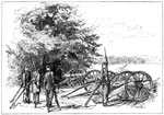 Harrison's Landing: Dummies and Quaker Guns Left in the Works at Harrison's Landing on the Evacuation of the Army of the Potomac