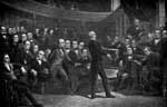 Henry Clay: Henry Clay Addressing the Senate