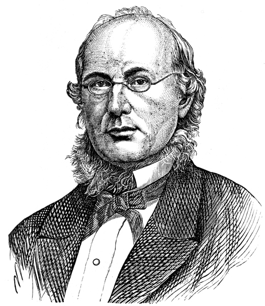 horace greeley williams robert c