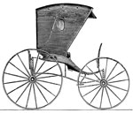 Horse Carriages: Doctor's Phaeton