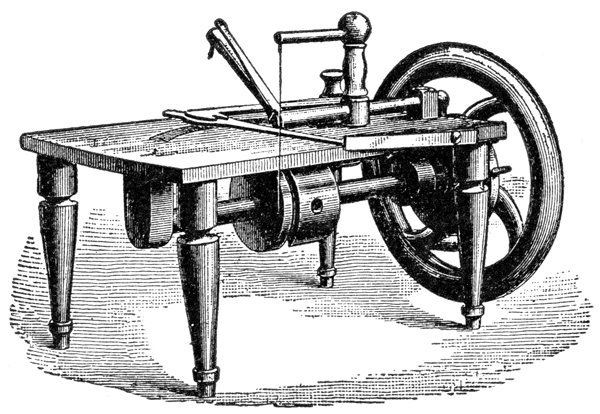 Invention Of The Sewing Machine Impressive Who Invented The Sewing Machine In The Industrial Revolution