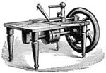 Invention of the Sewing Machine: The Wilson Sewing Machine of 1850