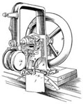 Invention of the Sewing Machine: First Howe Sewing Machine