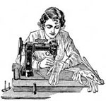 Invention of the Sewing Machine: Putting the Thumb in a Glove