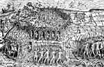 Iroquois Indians: Attack on Iroquois Fort