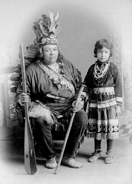 Iroquois Tribe