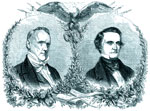 James Buchanan: Honorable James Buchanan and John C. Breckinridge, Democratic candidates  for the presidency and vice-presidency