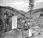 James Butler Hickok: Wild Bill's Grave