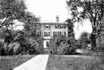 James Lowell: Elmwood - Lowell's Home