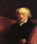 John Adams: Portrait by Gilbert Stuart