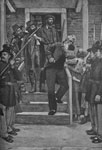 John Brown Pictures: John Brown led to his execution