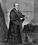 John Jay: In His Robes as Chief Justice