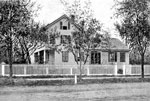 John Whittier: Whittier's residence, Amesbury, Massachussetts