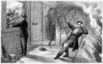 John Wilkes Booth Death: The murderer's doom - miserable death of J. Wilkes Booth, the assassin of President Lincoln