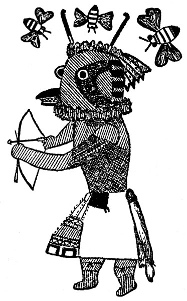 kachina coloring pages to print - photo#40
