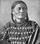 Lakota Sioux: Ear of Corn - Oglala Sioux Woman