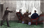 Lincoln Assassination:  Assassination of Lincoln at Ford's Theatre