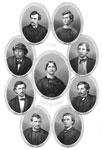 Lincoln Conspirators: Portraits of the conspirators
