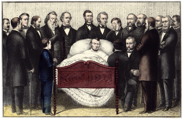 death of abraham lincoln The papers of abraham lincoln (1809-1865), lawyer the deed stipulated that the lincoln papers remain sealed until twenty-one years after robert todd lincoln's death on july 26, 1947, the lincoln papers were officially opened to the public.