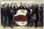 Lincoln Death: Death of Abraham Lincoln, April 15, 1865