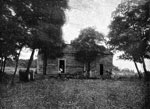 Lincoln Family: House of Thomas Lincoln and Nancy Hanks near Beechland, Kentucky
