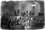 Major Robert Anderson: Entry of Major Robert Anderson and his command into Fort Sumter on Christmas Night, 1860