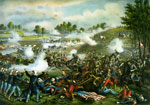Manassas Battlefield: Battle of Bull Run, July 21st, 1861