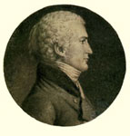 Meriwether Lewis: Portrait of Meriwether Lewis
