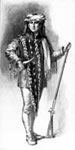 Meriwether Lewis: Lewis in Indian Dress