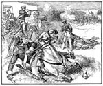 Mexican American War: Defeat of American Dragoons at the Battle of Resaca de la Palma