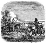 Mexican American War: Battle of Palo Alto