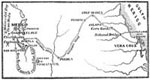 Mexican War Maps: General Scott's Campaign in Mexico