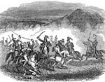 Mexican War: Battle of San pascal