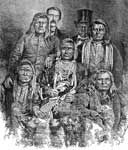 Modoc Indians: Captain Jack and his Companions