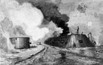 Monitor and Merrimac: The Encounter at Short Range