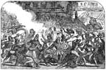 Montezuma: Slaughter of the Cholulans