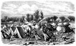 Mormon History: Massacre of Mormons at Haun's Mill