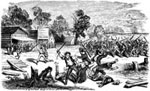 Mormon History: Fight at Gallatin, Missouri Between Mormons and Gentiles