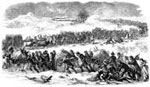 Mormon Pioneers: The Hand-Cart Emigrants in a Storm