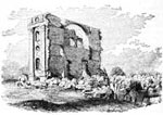 Mormon Temples: Ruins of the Temple at Nauvoo