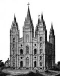 Mormon Temples: Design of Salt Lake Temple