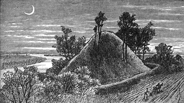 Mound Builders: Ancient Burial Mound