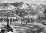 Mountain Meadows Massacre: Execution of John D. Lee