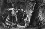 Nat Turner: Nat Turner and his confederates in conference
