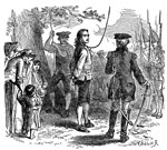 Nathan Hale: Execution of Captain Hale