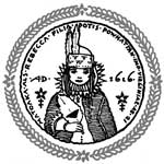 Native American Clipart: Pocahontas