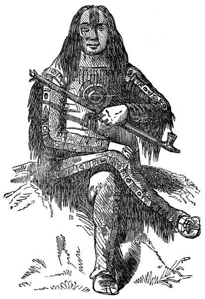 Native American Clothing Cherokee