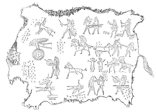 Native American Horse Drawings Belinda ferreira