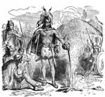 Native American Pictures: A Ceremonial Invocation